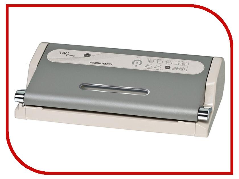 Вакуумный упаковщик Rommelsbacher VAC 500 сушилка для фруктов rommelsbacher da 750 отзывы