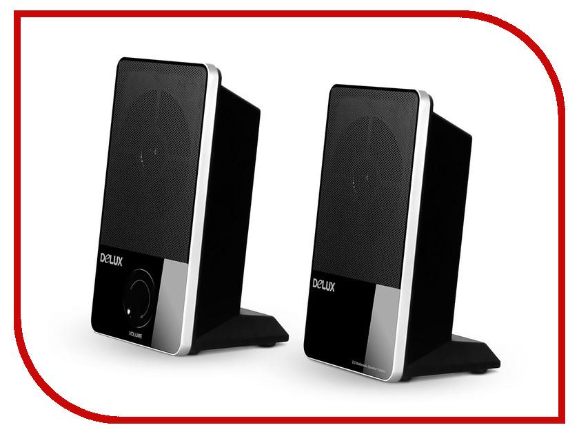 Колонки Delux DLS-2011UB Black
