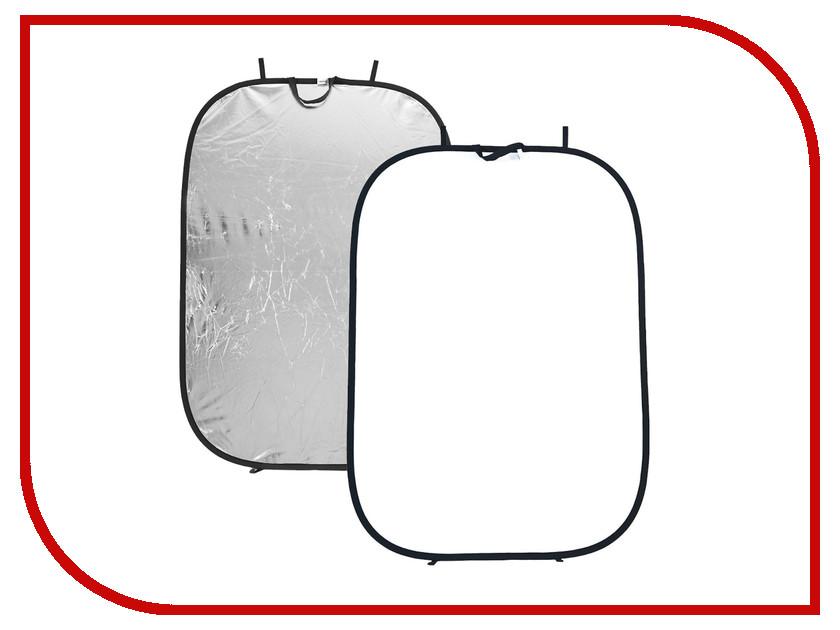Светоотражатель Lastolite 1.2x1.8m LL LR7231 Silver-White