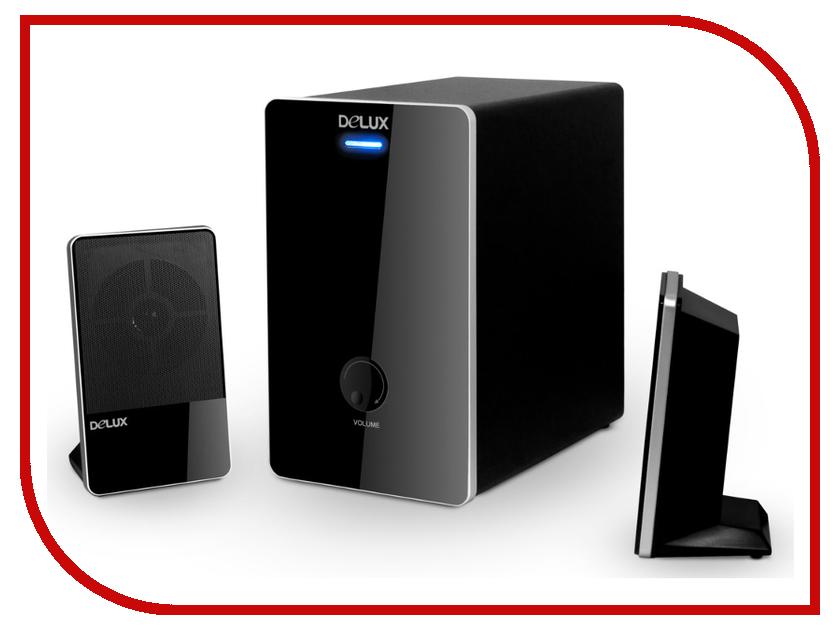 Колонка Delux DLS-X508JB Black