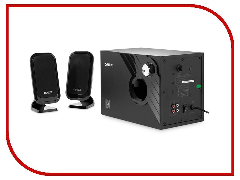Колонки Delux DLS-X506JB Black<br>