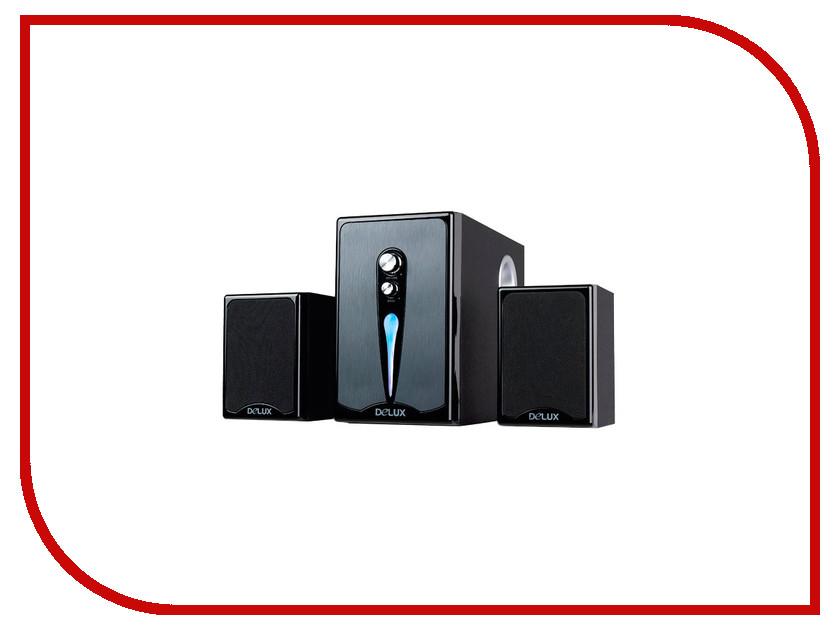 Колонки Delux DLS-X502JB Black<br>