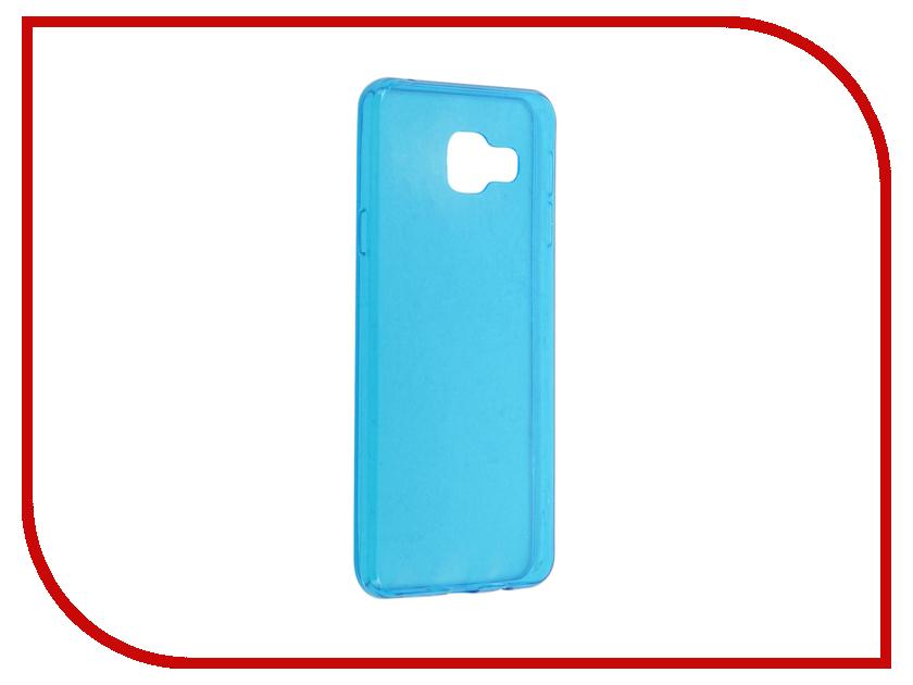 Аксессуар Чехол Samsung Galaxy A3 (2016) Cojess UpCase Blue<br>
