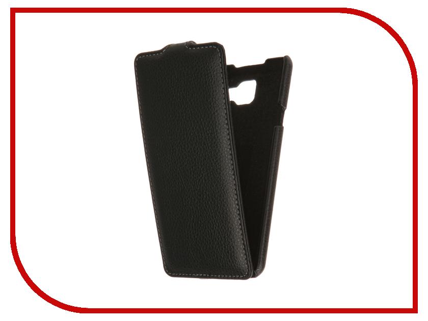 Аксессуар Чехол Samsung Galaxy A7 (2016) Cojess UpCase Black аксессуар чехол samsung galaxy a3 2017 cojess tpu 0 3mm transparent