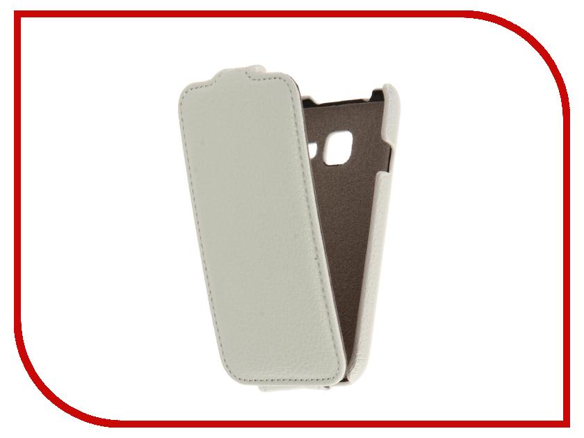Аксессуар Чехол Samsung Galaxy J1 mini / J1 mini (2016) Cojess UpCase White<br>