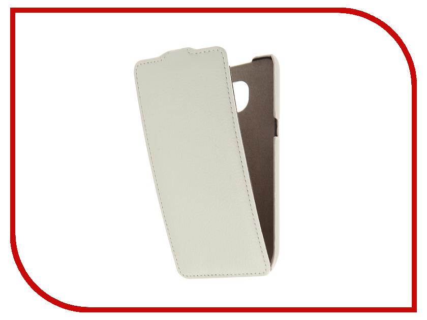 Аксессуар Чехол Samsung Galaxy S7 Edge Cojess UpCase White