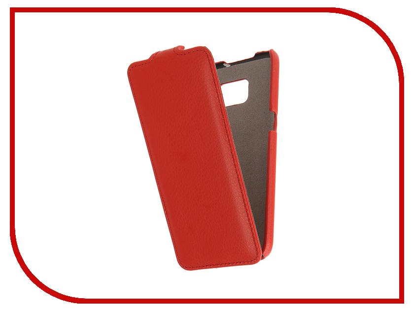 Аксессуар Чехол Samsung Galaxy S7 Cojess UpCase Red<br>