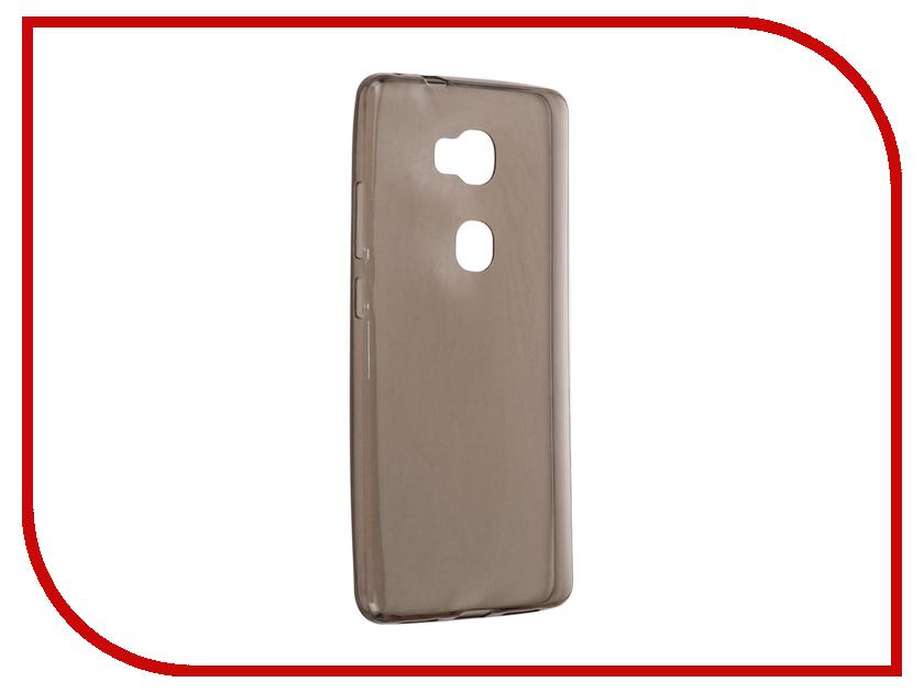 Аксессуар Чехол Huawei Honor 5X / Mate 7 Mini Cojess TPU 0.8mm Black матовый