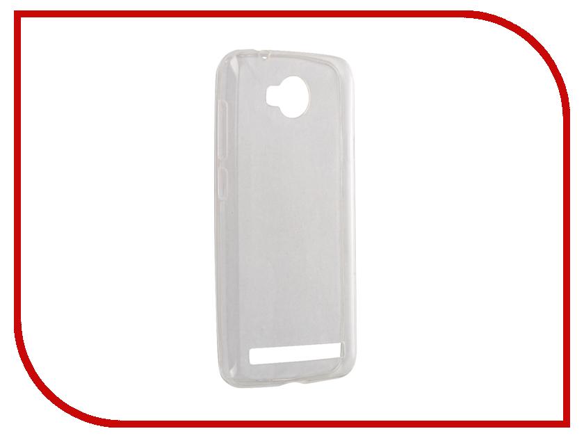 Аксессуар Чехол Huawei Y3 II Cojess TPU 0.3mm Transparent глянцевый