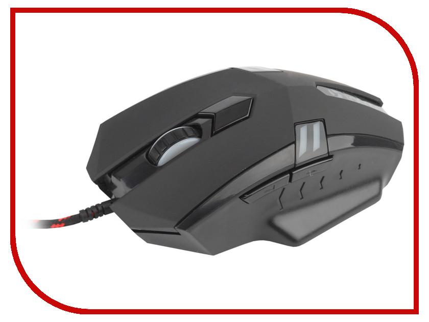 Мышь проводная Intro MU360G Gaming Black USB Б0019244<br>