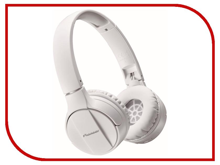 Гарнитура Pioneer SE-MJ553BT White<br>