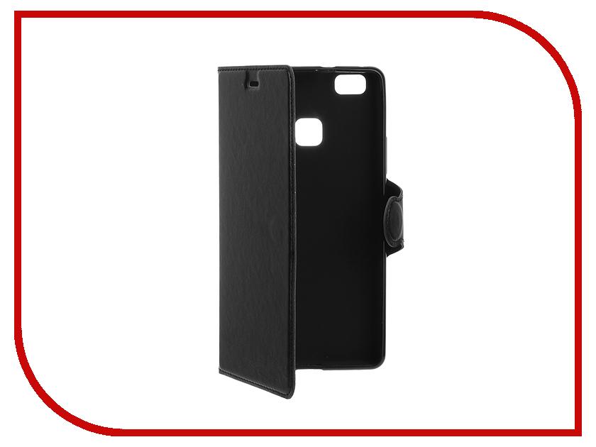 Аксессуар Чехол Huawei P9 Lite Red Line Book Type Black