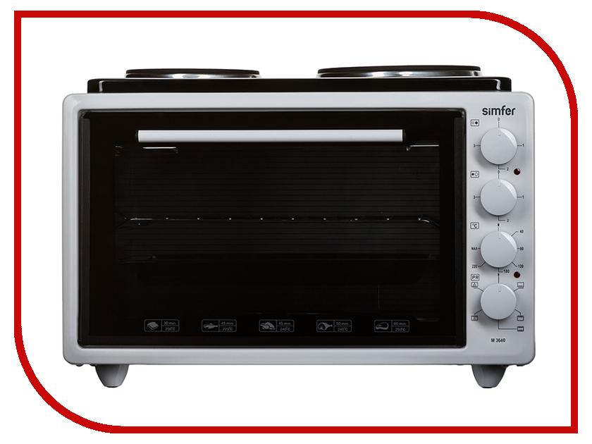 Мини печь Simfer M 3640