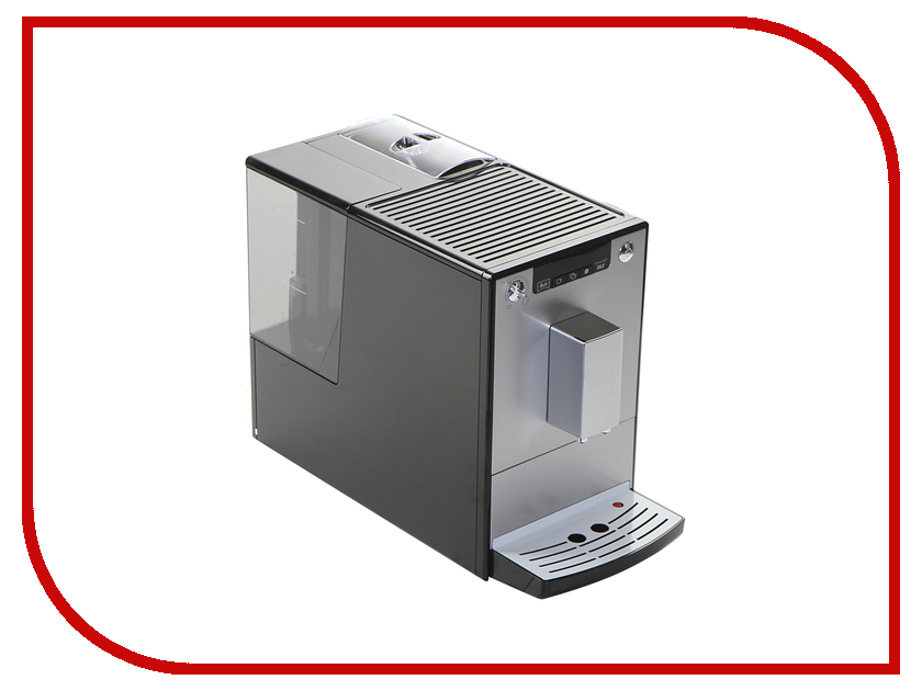 цены Кофемашина Melitta Caffeo Solo Pure Silver E 950-103