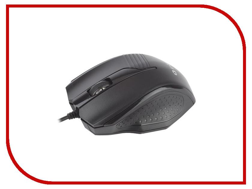 Мышь проводная Intro MU150 Black USB Б0020526