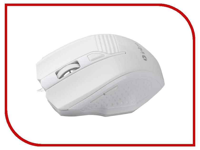 Мышь проводная Intro MU195 White USB Б0020528<br>