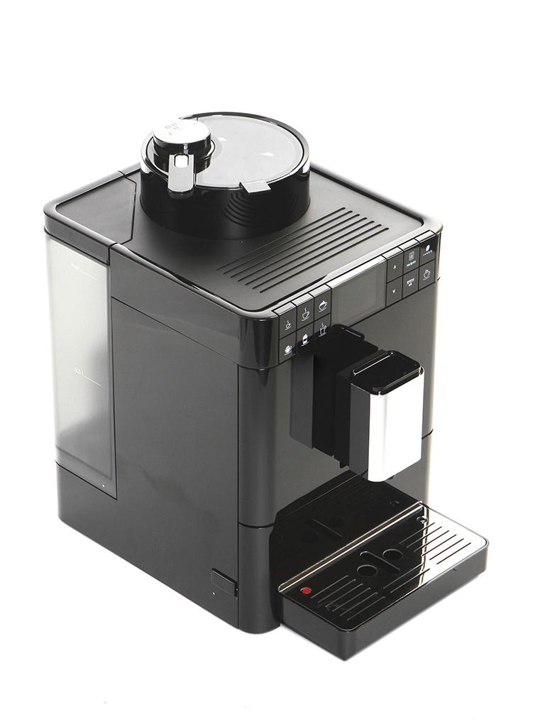 Кофемашина Melitta Caffeo Varianza CSP Black F 570-102 цена и фото