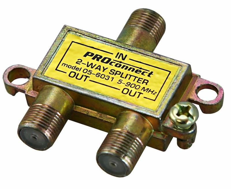 Сплиттер ProConnect 5-900 MHz 05-6031-9