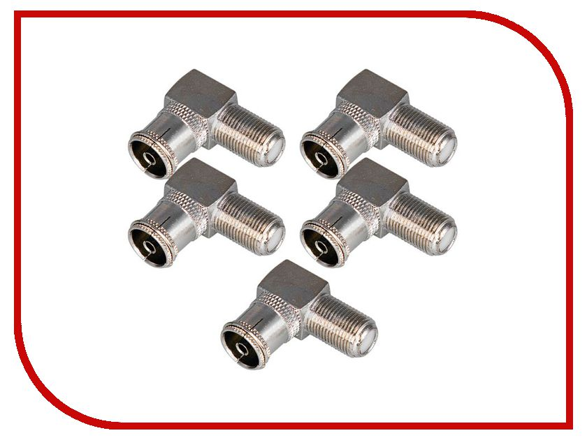 Переходник ProConnect F/TV угловой 05-4312-4-9 аксессуар proconnect f tv 05 4302 4 7