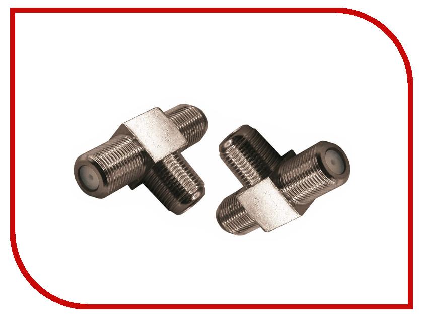 Переход-соединитель ProConnect F-тройник 2шт 05-4204-4-9 аксессуар proconnect f тройник 05 4204 4 7