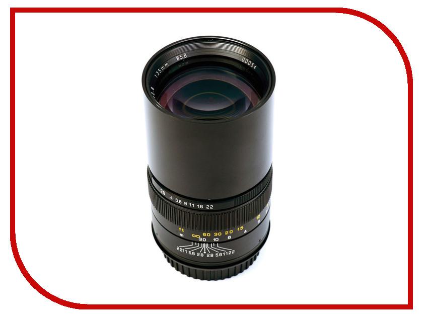 Объектив Mitakon Creator Canon EF 135 mm F/2.8 II