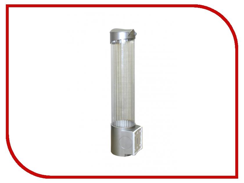 Держатель стаканов на винтах B AEL Silver держатель для капсул xavax 111116 rondello silver