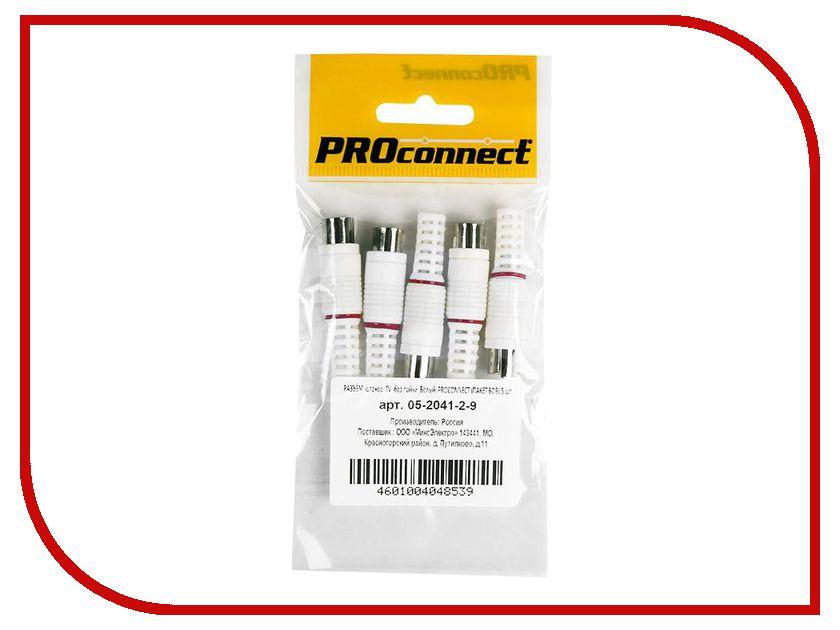 Разъем ProConnect TV 05-2041-2-9 аксессуар proconnect tv 05 2042 2 7