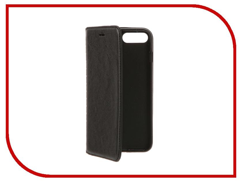 Аксессуар Чехол Cojess Book Case New для APPLE iPhone 7 Plus Black<br>