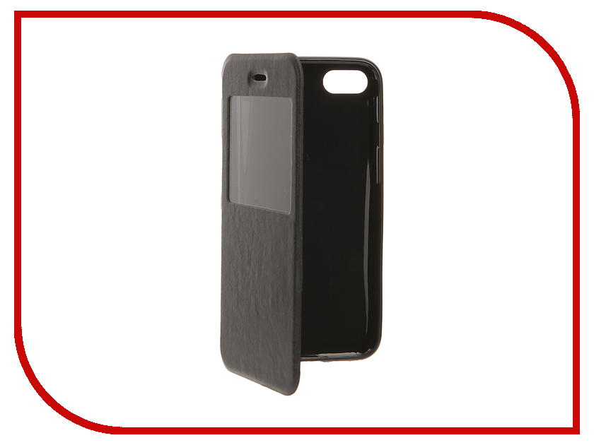 Аксессуар Чехол Cojess Book Case Time для APPLE iPhone 7 / 7s Black<br>