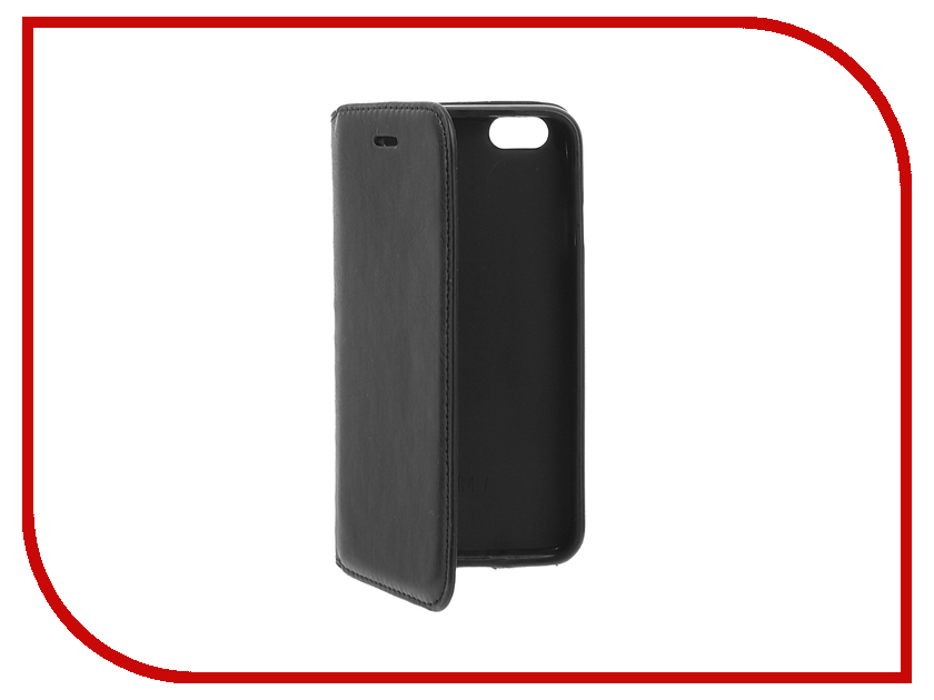 Аксессуар Чехол Cojess Book Case New для APPLE iPhone 6 / 6s Black<br>