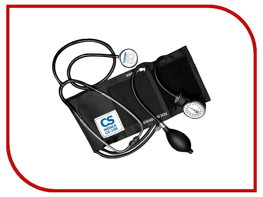 Тонометр CS Medica CS-106 + фонендоскоп стоимость