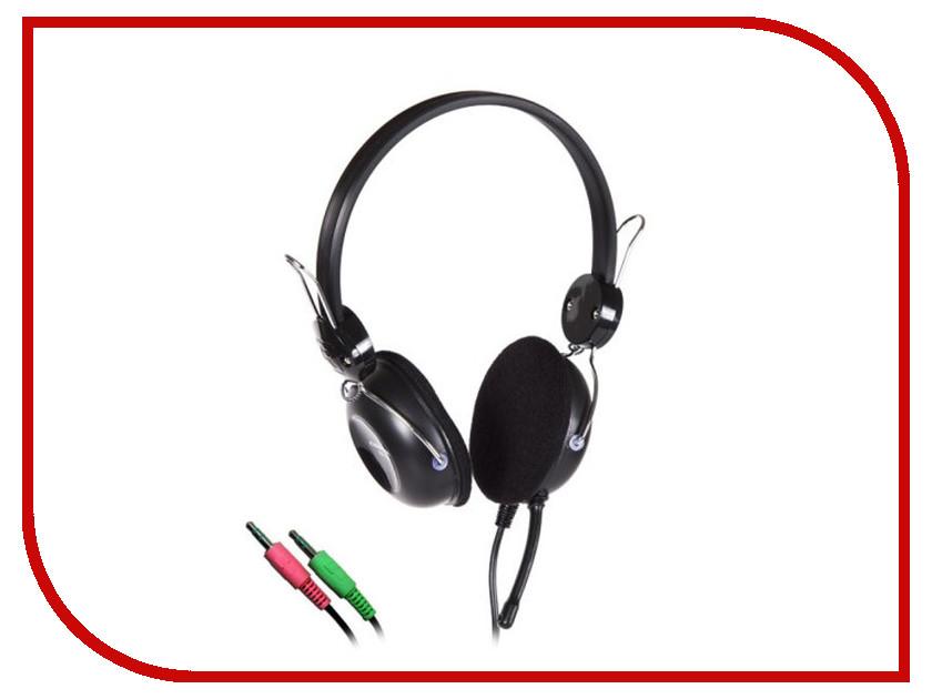Гарнитура Cosonic CH-5081A Black