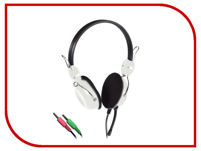 Гарнитура Cosonic CH-5081A White<br>
