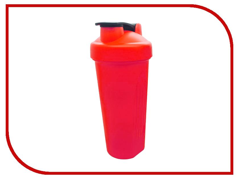 Шейкер Спортивный Элемент S01-600 600ml Red-Red-Black<br>