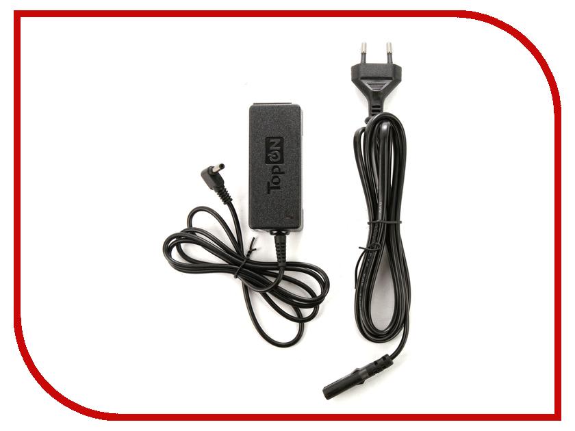 Блок питания TopON TOP-LT13 19V 2.37A (4.0x1.35mm) 45W для ASUS Zenbook UX21A блок питания зарядное устройство сетевое topon u90w
