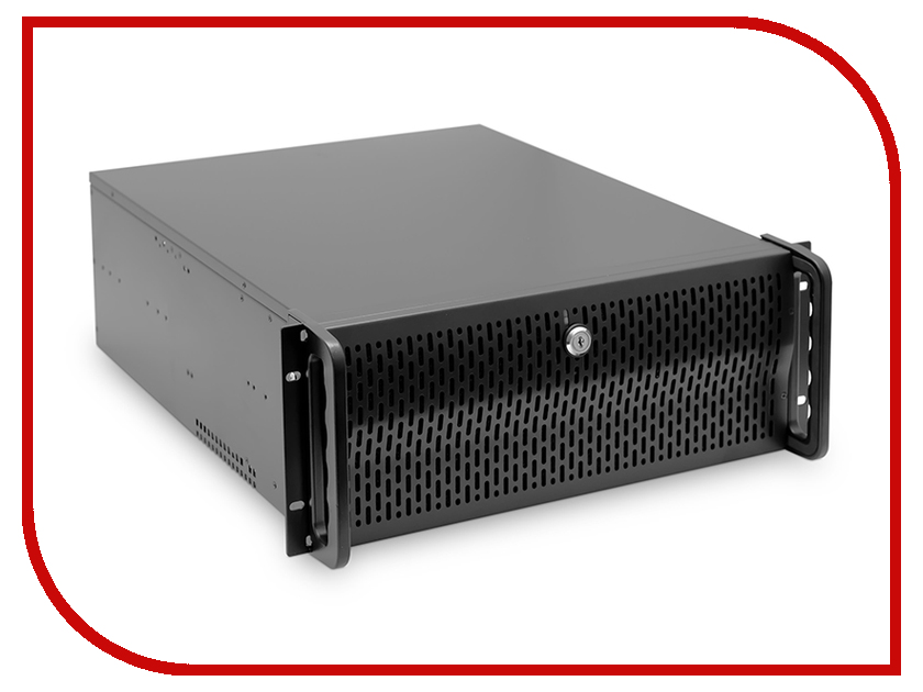 Корпус Delux DLC-MU800 Black