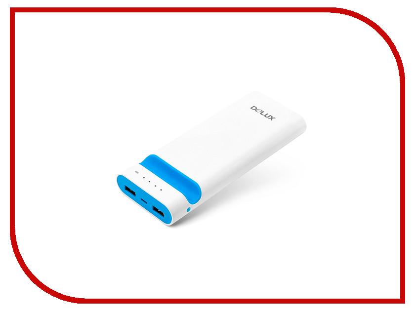Аккумулятор Delux 10000 mAh White DLP-07<br>