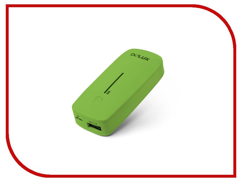 Аккумулятор Delux 5200 mAh Green DLP-09