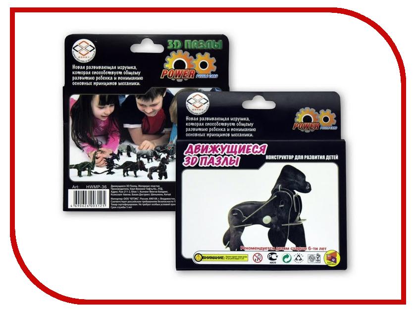 3D-пазл Action Puzzle Горилла HWMP-36