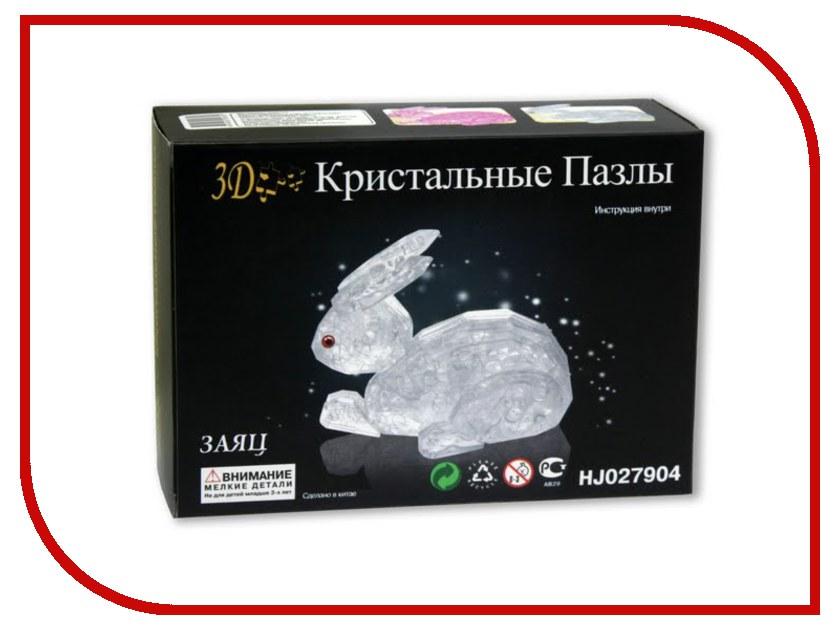 3D-пазл Crystal Puzzle Заяц L HJ027904