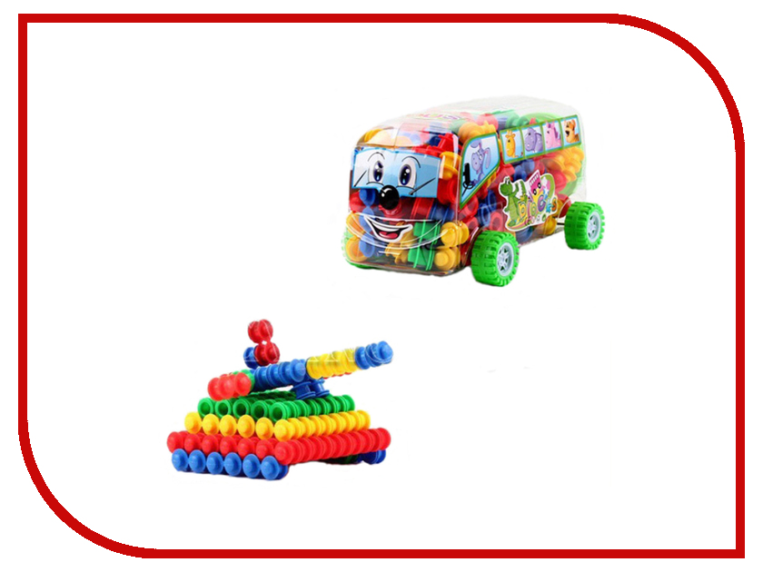 Конструктор Funny Blocks Автобус XL MF009039ZNHY102E архитектура l funny blocks