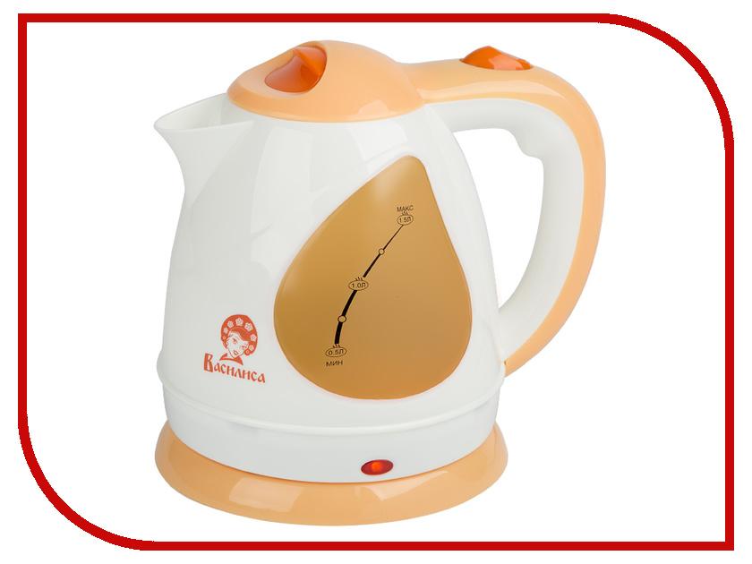 Чайник Василиса Т1-1500 White-Peach<br>