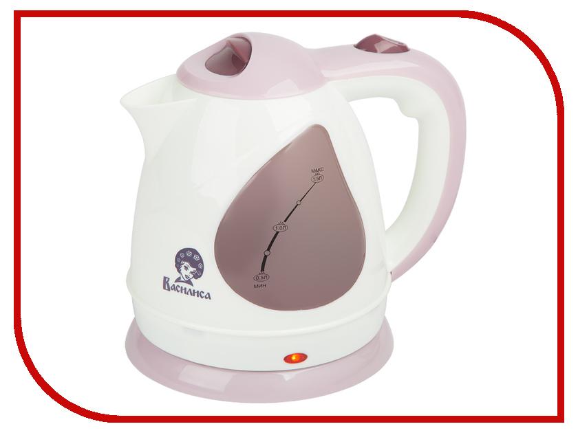 Чайник Василиса Т1-1500 White-Lilac<br>
