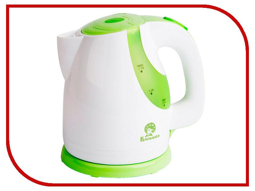 Чайник Василиса Т22-2200 White-Green<br>