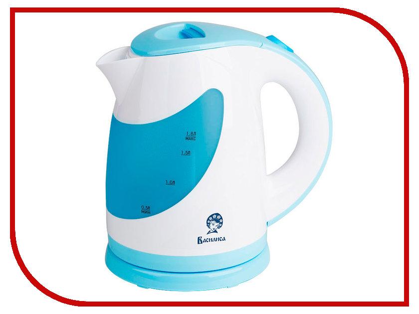 Чайник Василиса Т27-2200 White-Blue