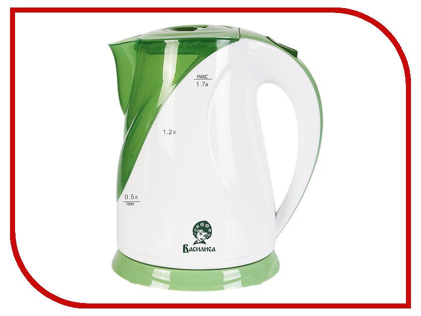 Чайник Василиса Т5-2200 White-Green<br>