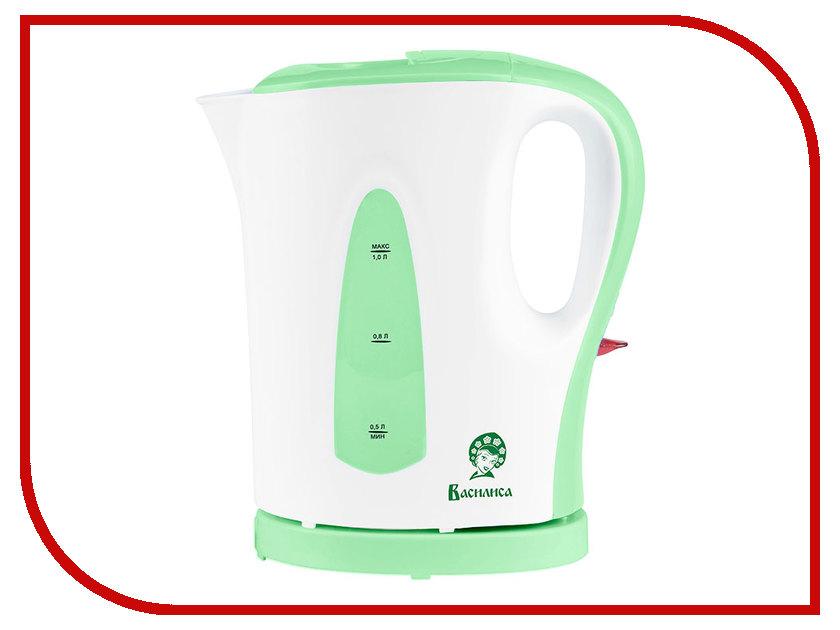 Чайник Василиса T19-1200 White-Green
