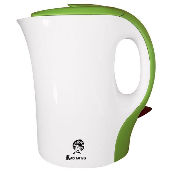 Чайник Василиса T9-1100 White-Green