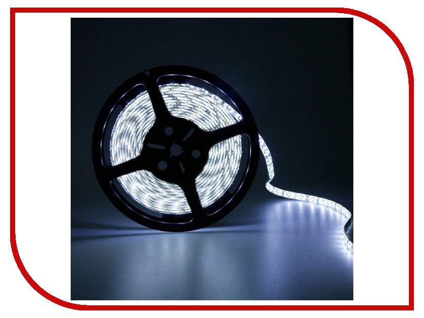 Светодиодная лента SWGroup SMD5050 14.4W 12V 60 LED / m 5m IP68 Cold White