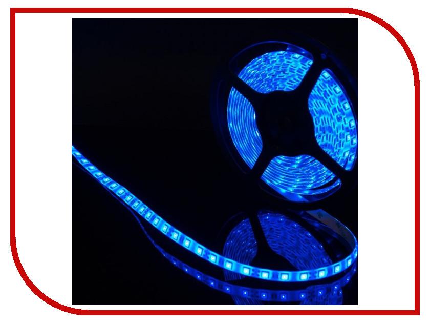 Светодиодная лента SWGroup ЭКО SMD5050 14.4W 12V 60 LED/m 5m IP20 Blue<br>